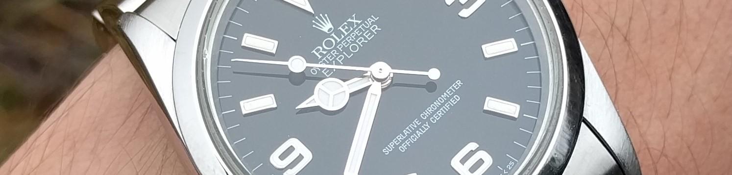 nuovo stile 3d4c5 3f8a3 Seriali Rolex come risalire all'anno di produzione e ...